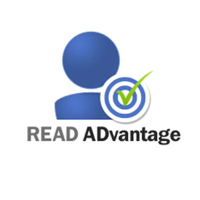 READ ADvantage logo.  (PRNewsFoto/N-Play)