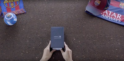 Unboxing the Brilliant New FC Barcelona Edition OPPO F1 Plus