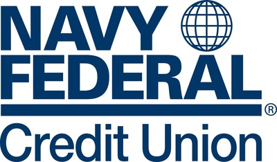 Navy Federal Credit Union Logo.