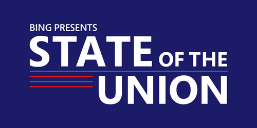 Bing.com to Host Largest Interactive State of the Union Experience in History; Opportunity for