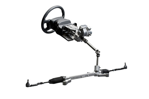 TRW's Column Drive electrically powered steering has launched on Chinese domestic vehicles and delivers up ...