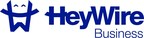 HeyWire Business Logo