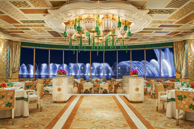 Wing Lei Palace is the epitome of Wynn Palace's fascination with Chinoiserie.