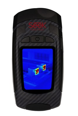New Seek Thermal RevealPRO.