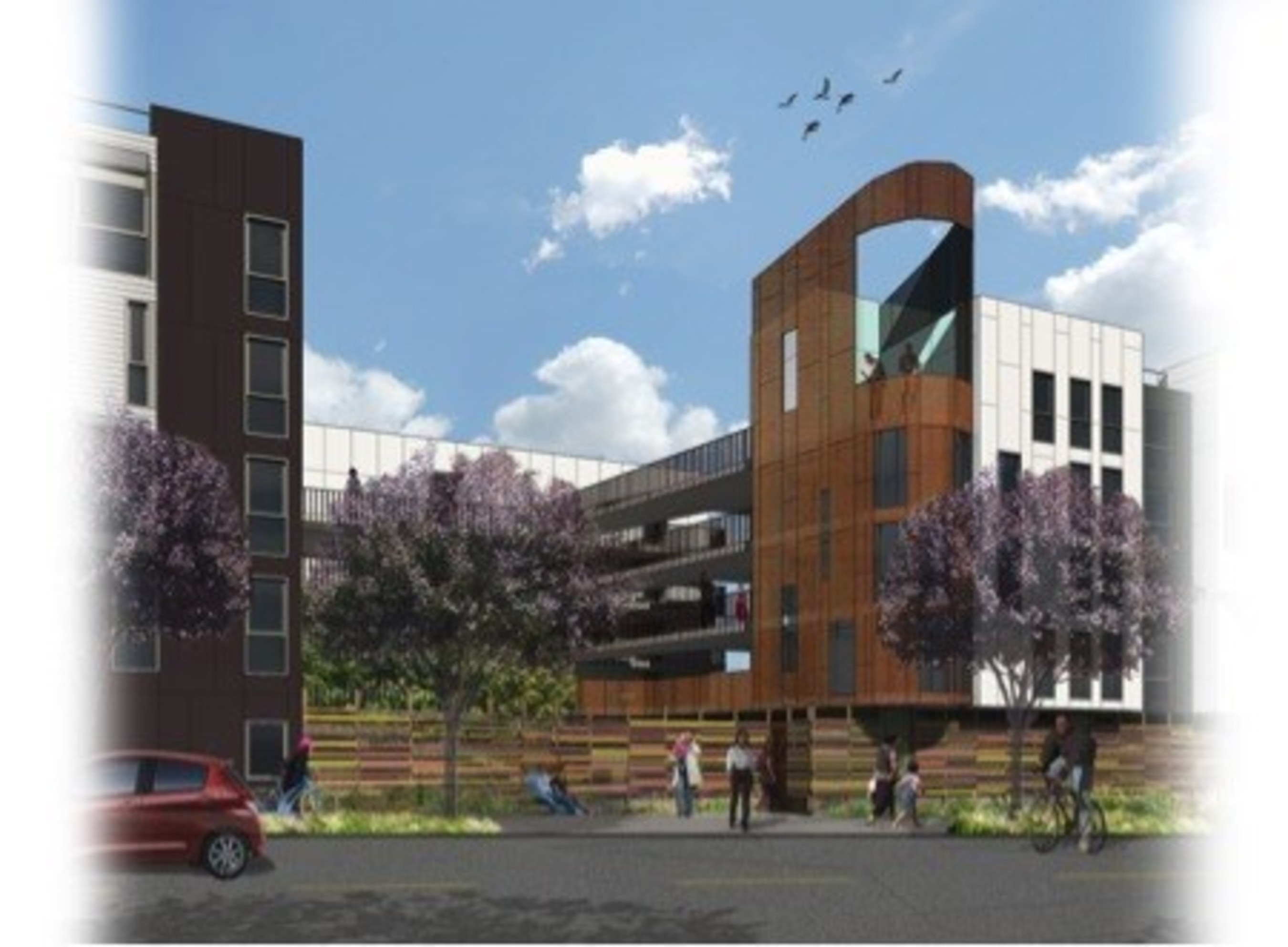 AMCAL And Young Community Developers Break Ground On Affordable Housing At The San Francisco Shipyard