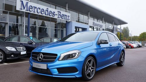 Mercedes-Benz Hertfordshire Invite Customers to Test Drive the New Mercedes A-Class