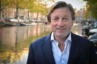 In support of its long-term commitment to the circular economy, Desso, a leading global carpet and sports pitches company has appointed Robert-Jan van Ogtrop (58)(photo), founder of 'Circle Economy' to its supervisory board. (PRNewsFoto/Desso Group BV)