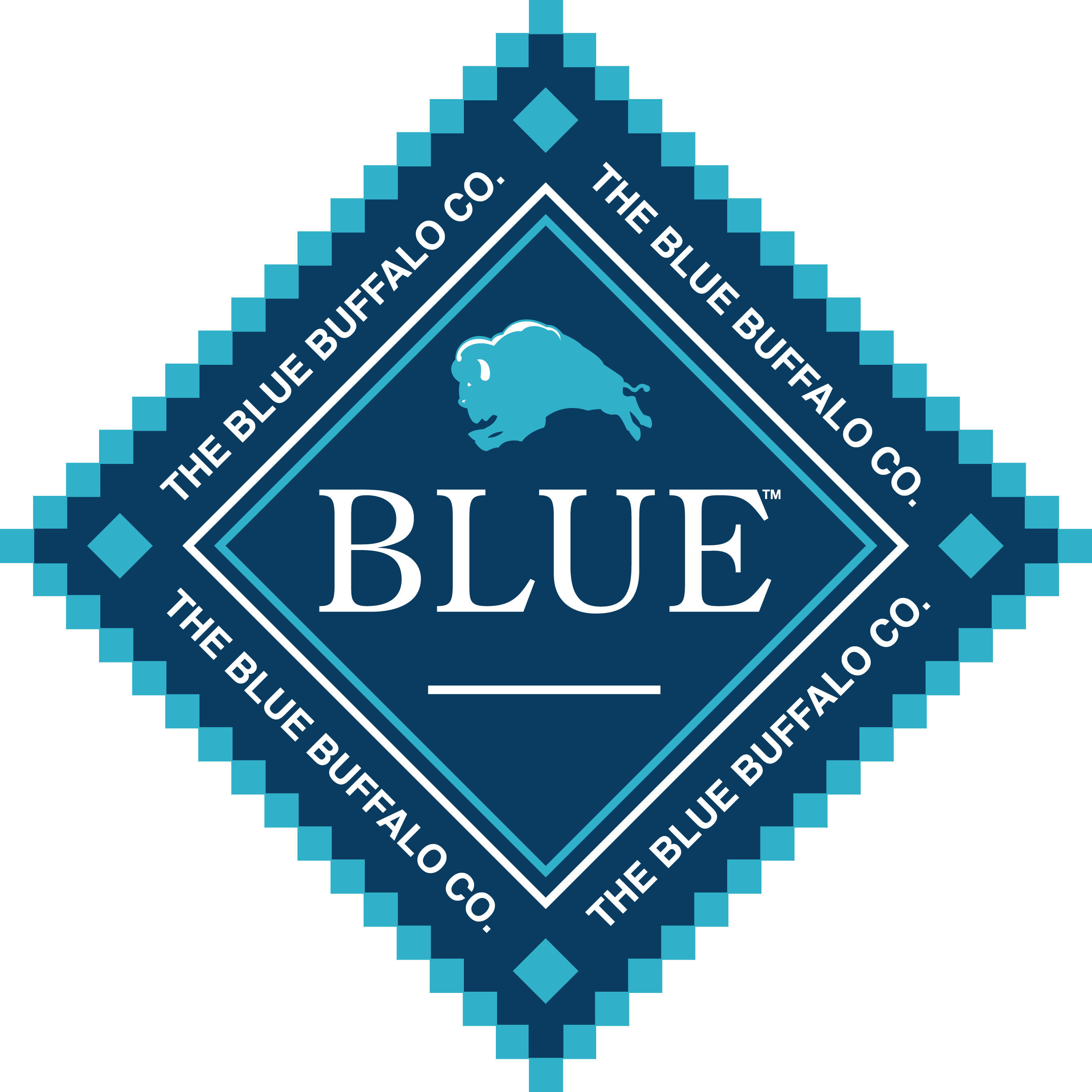 Image result for blue buffalo logo