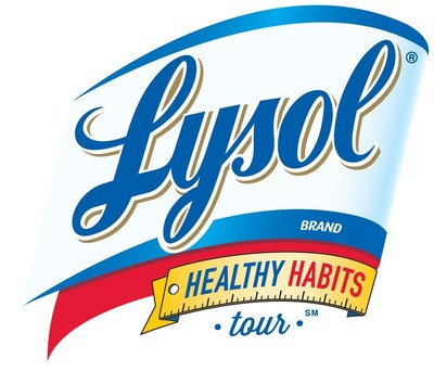 LYSOL TEAMS UP WITH LEGENDARY ATHLETE JERRY RICE TO COACH STUDENTS NATIONWIDE ON THE IMPORTANCE OF HEALTHY HABITS FOR A STRONG START TO THE NEW SCHOOL YEAR (PRNewsFoto/LYSOL)