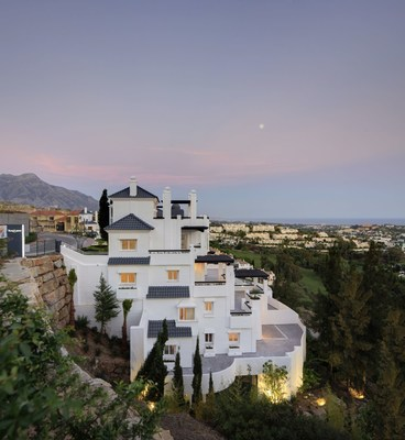Award-winning development, Valley Heights, by Real Capital Solutions Spain (PRNewsFoto/Real Capital Solutions)