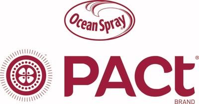Ocean Spray PACt Brand Logo