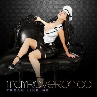 "Mayra Veronica's ""Freak Like Me"" Topping the Billboard Charts.  (PRNewsFoto/MvA Management Group)"