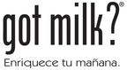 got milk?(R) Enriquece tu manana.  (PRNewsFoto/The Milk Processor Education Program (MilkPEP))