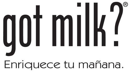 got milk?(R) Enriquece tu manana.  (PRNewsFoto/The Milk Processor Education Program (MilkPEP))