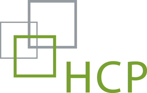 HCP, Inc. Logo. Please visit www.hcpi.com for more information.