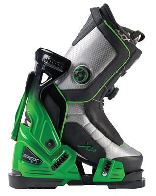 Apex's Award Winning XP Big Mountain Ski Boot