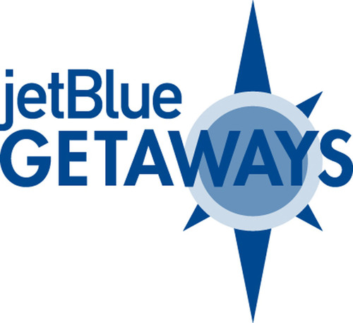 JetBlue Getaways Logo.  (PRNewsFoto/JetBlue Airways)