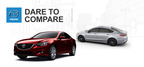 2014 Mazda6 Triumphs Over Ford Fusion in Mid-size Comparison