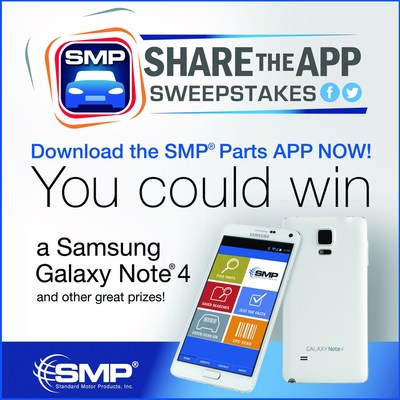 Share the App Sweepstakes