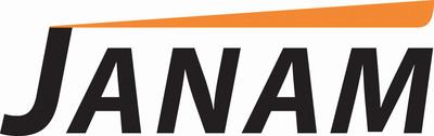 Janam Technologies logo.
