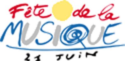 Fete de la musique logo.  (PRNewsFoto/Make Music Los Angeles)