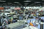 The Work Truck Show 2015, North America's largest work truck event, is held March 4-6 at the Indiana Convention Center in Indianapolis, IN. Educational programming, including the Green Truck Summit, begins March 3. (PRNewsFoto/NTEA)