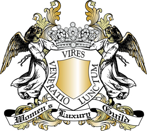 Official Crest for The Women's Luxury Guild.  (PRNewsFoto/The Women's Luxury Guild)