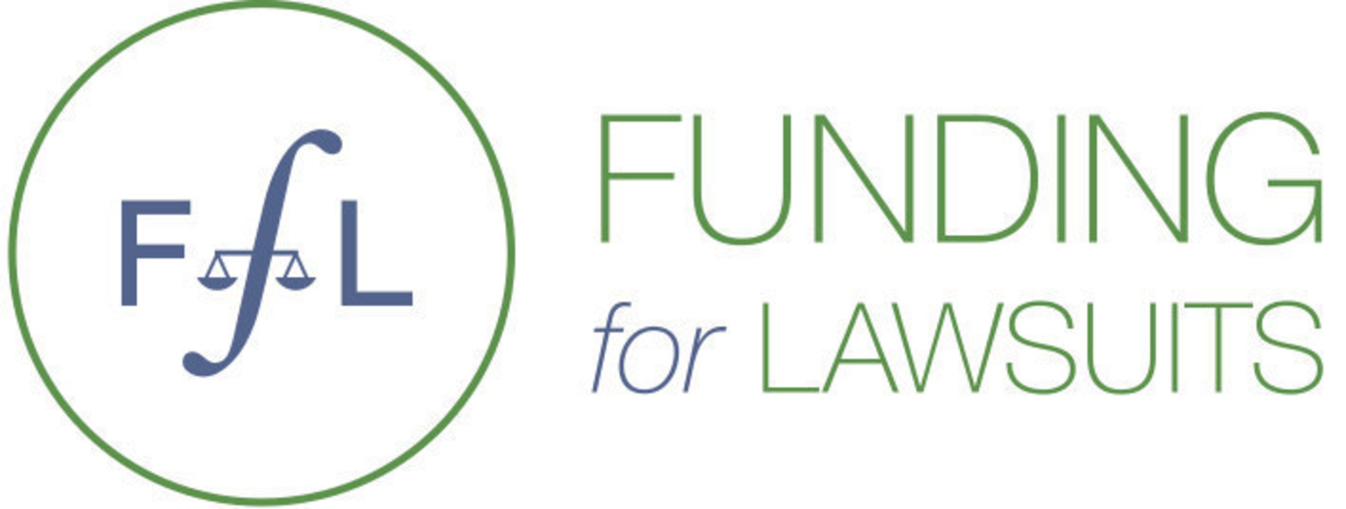 Funding for Lawsuits Logo