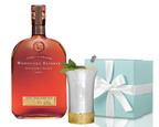 Woodford Reserve® Bourbon Unveils World's Most Luxurious Mint Julep Cup