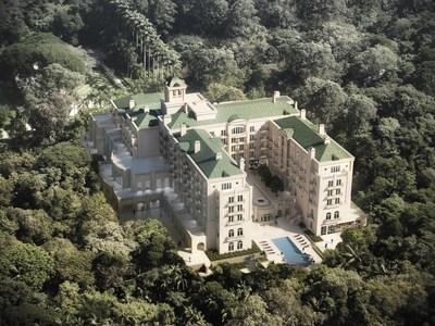 Palacio Tangara, Sao Paulo