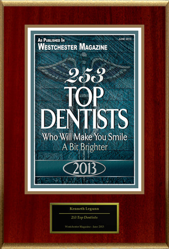"Kenneth Legunn Selected For ""253 Top Dentists"".  (PRNewsFoto/American Registry)"