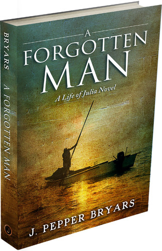 A Forgotten Man. (PRNewsFoto/J. Pepper Bryars) (PRNewsFoto/J. PEPPER BRYARS)