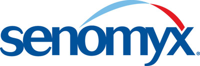 Senomyx logo.