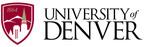 University of Denver Logo.  (PRNewsFoto/University of Denver)