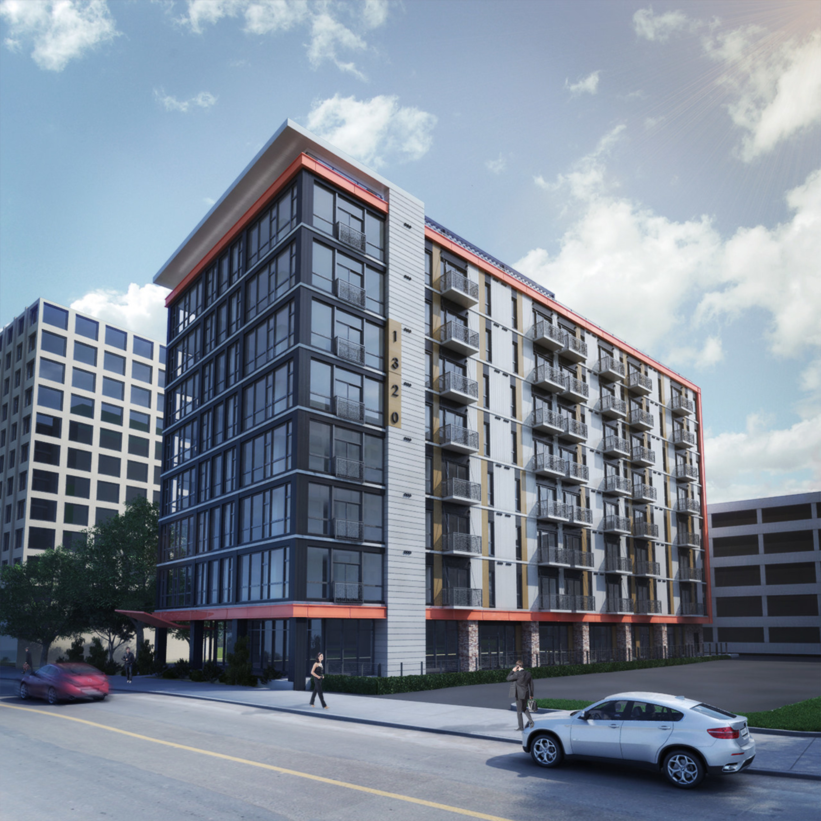 Octave 1320 Brings 102 Condos to Downtown Silver Spring, MD