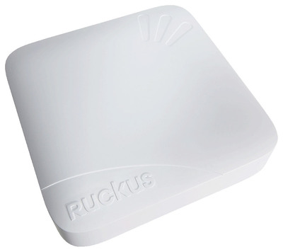 The Ruckus ZoneFlex 7982 access point, winner of the Wireless LAN Professionals (WLAN Pros) 'Wi-Fi Stress Test.'