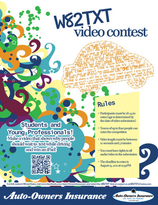 Thumb Bands and a Video Contest - The New Way To Advocate