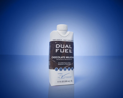 The V Foundation Dual Fuel(TM) Ready-to-Drink Chocolate Milkshake