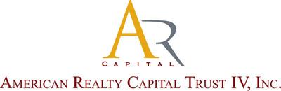 American Realty Capital Trust IV, Inc. Logo.  (PRNewsFoto/American Realty Capital Trust IV, Inc.)