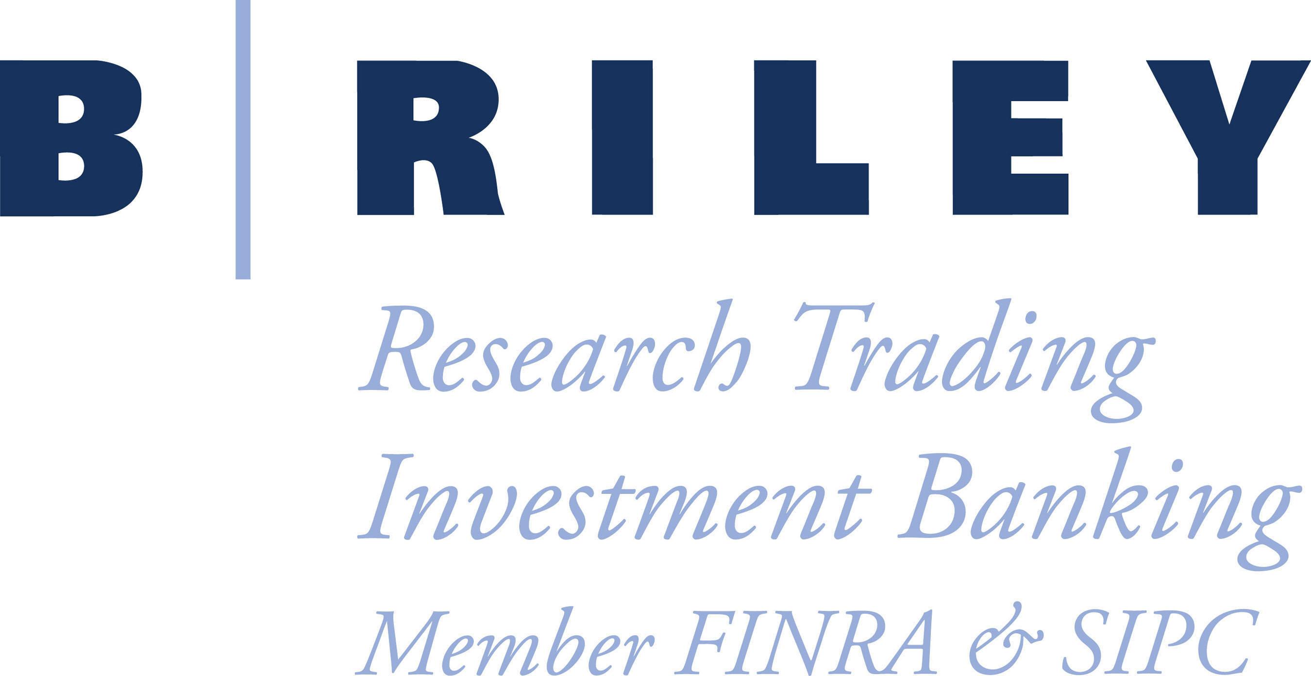 B. Riley & Co. Logo.