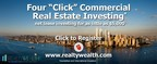 "RealtyWealth.com's Proprietary Portal Offering ""4-Click Investing"""