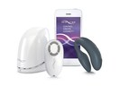 We-Vibe launches We-Vibe 4 Plus, an app-compatible vibrator for couples to use together or apart. (PRNewsFoto/We-Vibe)