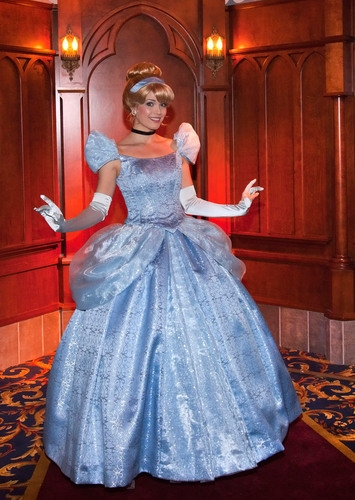 FANTASY FAIRE -- Beginning March 12, 2013, Disney Princesses will await Disneyland park guests at the new ...