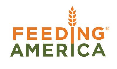 Feeding America Logo. (PRNewsFoto/Feeding America)