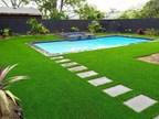 SmartGrass artificial grass installation in Studio City