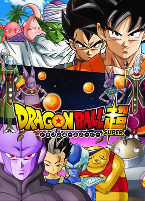 """Dragon Ball Super"" key art image. Courtesy of Funimation Entertainment"