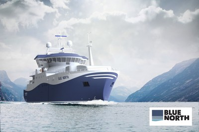 Seattle-Based Blue North Christens Vessel Designed to Transform the Fishing Industry
