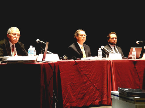 TSEP Opening Statement at Nuclear Regulatory Commission Hearing in Victoria, TX Marks First NRC