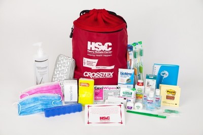 Henry Schein has joined 20 of its supplier partners to provide 3,000 Welcome Kits to American Cancer Society Hope Lodge facilities, which will then distribute the kits to people undergoing cancer treatment far from their homes. Supplier partners supporting the program include: 3M, AllWays, Clorox, Colgate, Coltene, Dentsply, GC America, Gojo, GSK, Heraeus, Hu-Friedy, Kerr Group, Medico, Medicom, Oral-B, Revive, Septodont, Sunstar, Team Technologies, and Water Pik.