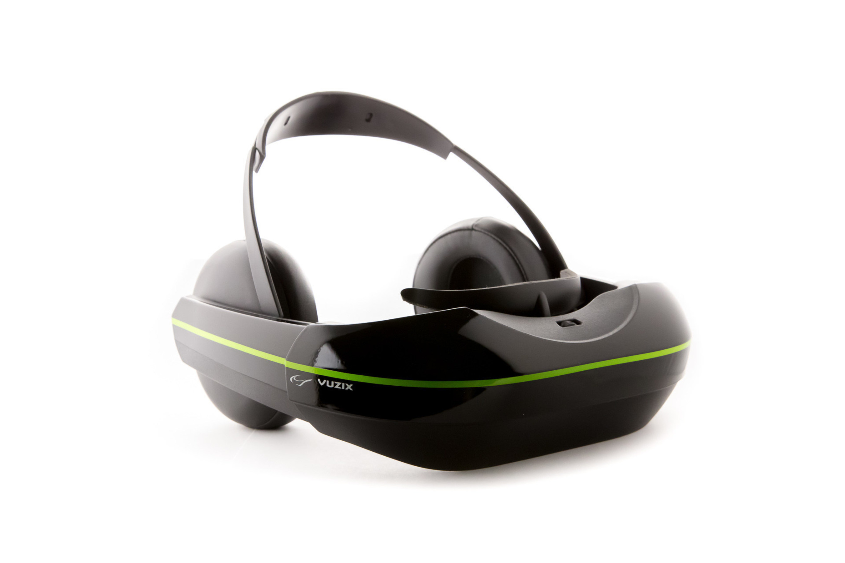 Vuzix Unveils New IWear 720 Video Headphones with VR at 2015 Game Developers Conference (GDC)